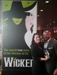 A trip to NYC to see Wicked
