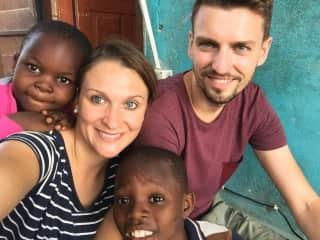Volunteering Sansibar