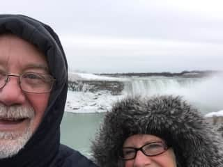 Visited Niagara Falls while house sitting in Toronto, ON