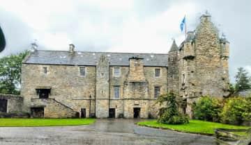 Kerr Castle (I am a Carr/Kerr, Scotland)