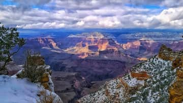I lived at the Grand Canyon for 20 years and was in airport management.