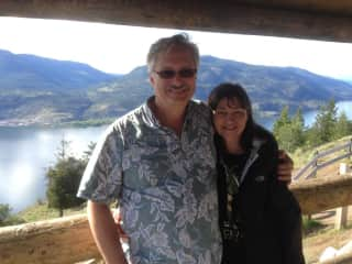 Sue and Mark