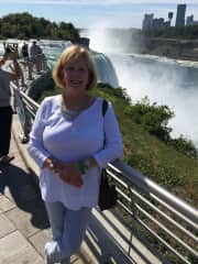 One of my favorite trips was a two-week driving tour that included a stop at Niagara Falls.