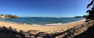 My favorite beach (so far) Brenas in Puerto Rico!