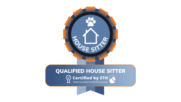 International Qualified House Sitter Certificate