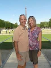 Greg & Audra