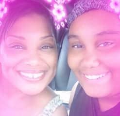 Me & my Beautiful Daughter!