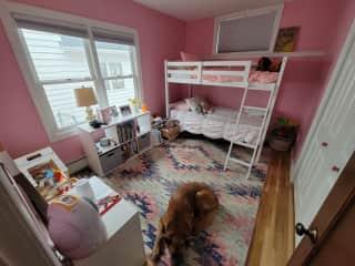 Kids Room (Main Floor)