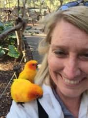 Just love birds! In Australia
