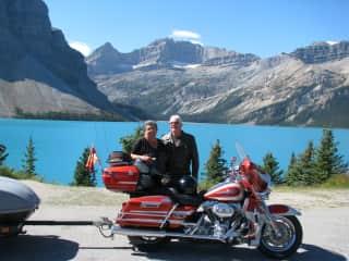 Traveling around Canada