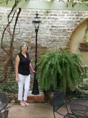 Helen in Charleston, South Carolina