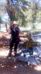 Backpacking on Mount San Jacinto