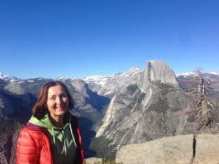 Exploring Yosemite National Park, California