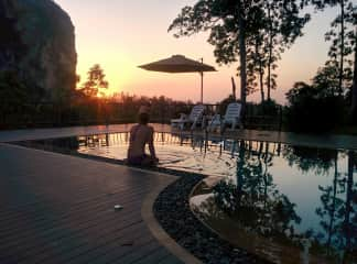 My last holiday in Thailand