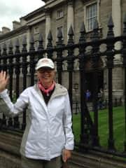 Dublin- Trinity College