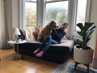 Pet sitting Avon in San Francisco