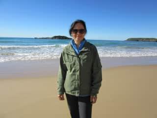Emma in Australia