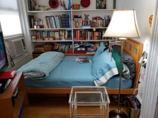 Bedroom, right side