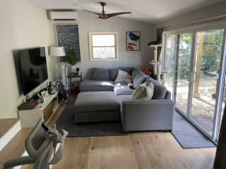 2nd living room/lounge area