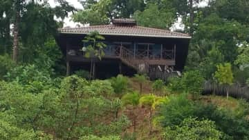 This is our Tranquil Eco Lodge