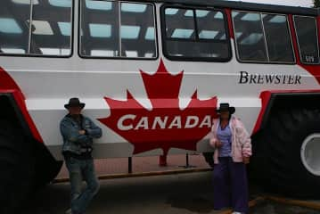 traveling Canada