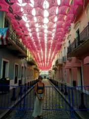 Recent trip to Puerto Rico.