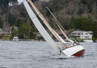 We love all things sailing and flying.