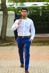 Washington DC Photoshoot while working at JM&Sons Law Firm