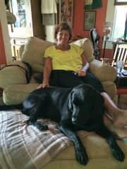Sit in St Pete Beach...love Ms Luna