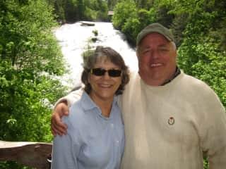 Gary and Kathy