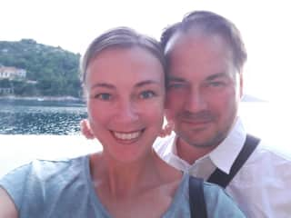 Mari-Anne & Jyrki summer 2019