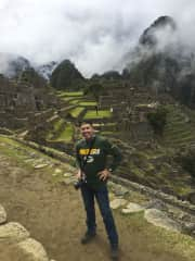 Hot off the Inca Trail!