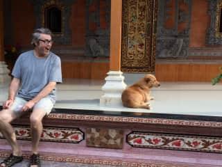 Perry and Eric - Ubud, Bali