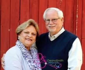 Linda and Joe