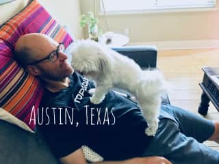 Everything's bigger in Texas -- including Lily Belle's love!