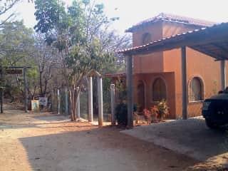 Casa Ana, rented house, Mazunte, 2014