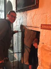 Learning about history this summer at Bunratty Castle in County Clare, Ireland.