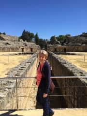 Jane in Spain