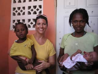 I have worked in Missions with my church and have traveled to Haiti to support foreign missions.  I now sponsor a child in Peru, and I tithe my dog walking money to an orphanage in Indiana.