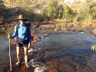 Hiking in Darwin