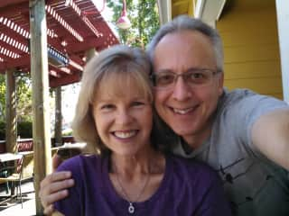 Kathleen and John