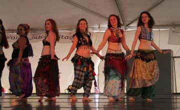 Denise dancing! I love all types of dance