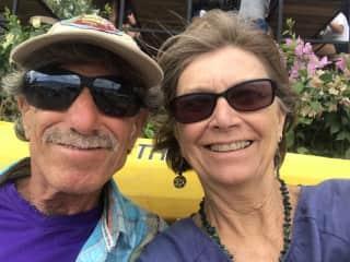 Greg and Karyn