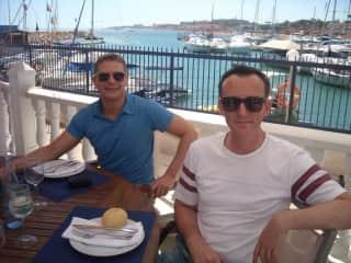 Martin and Mark