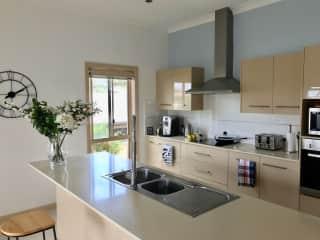Beautiful light kitchen