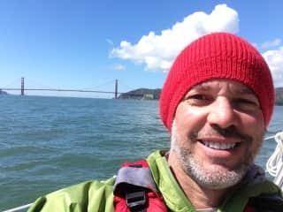 Boating in the SF Harbor