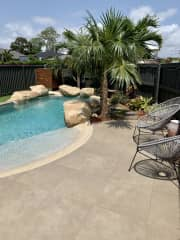 Swimming and pool care