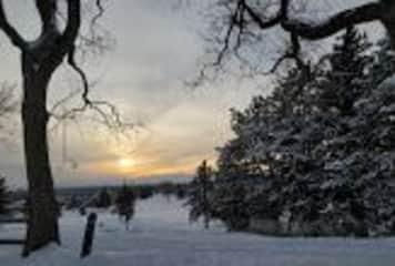 Sunset Denver CO