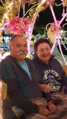 Jeff and Sue in San Antonio