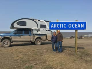 With a new camper that could handle the harsher weather conditions, we headed north to complete the Pan American journey, heading to the top of Canada (and later Alaska as well)